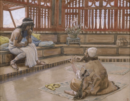 Tissot_Joseph_Converses_With_Judah,_His_Brother