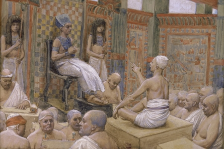 Tissot_Joseph_Interprets_Pharaoh's_Dream