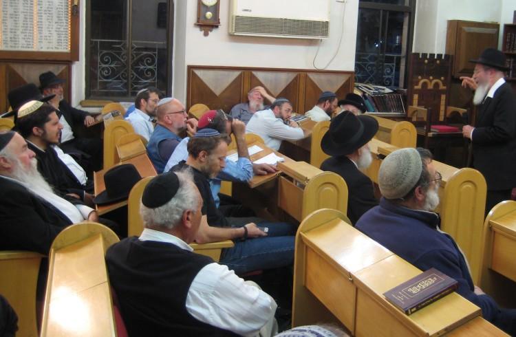 Yoel ben Shlomo – The Unity & Diversity of Jews