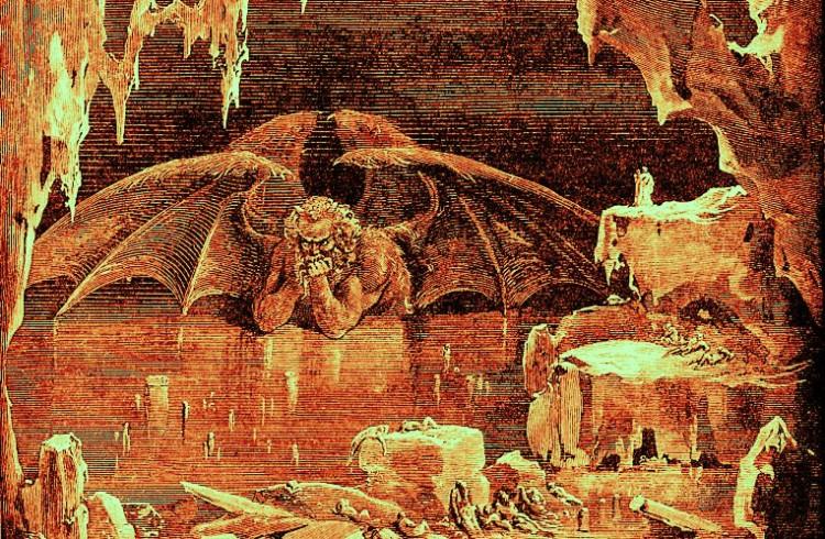 Hell, Hades & HaSatan
