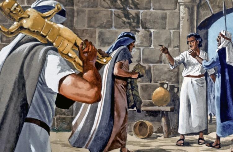 Yoel ben Shlomo – Light of the Prophets – Judges 18:1-31