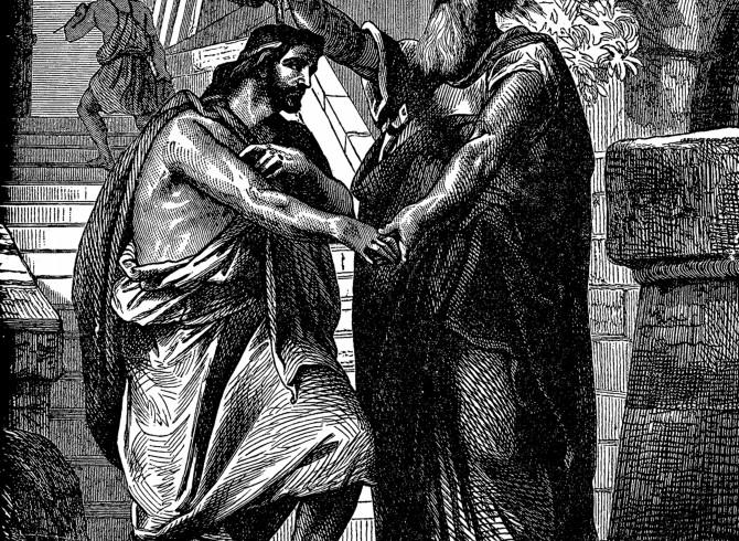 Yoel ben Shlomo – Light of the Prophets – 1 Samuel 9:25-10:27 & Should Women Wear Tzit Tzit?