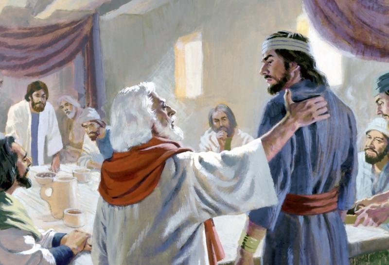 почему саул забыл имя отца давида Организация