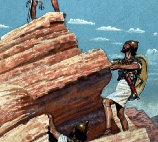 Yoel ben Shlomo – Light of the Prophets – 1 Samuel 13:15-14:17