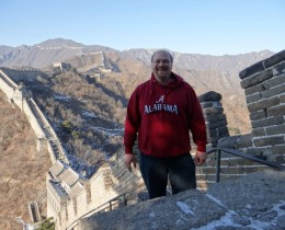 Nehemia Great Wall of China