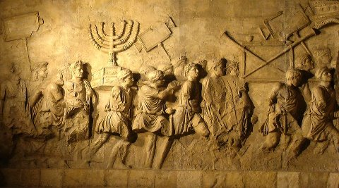 What Became of the Hanukkah Menorah? – Rabbi Tovia Singer
