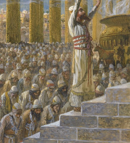 "Who Is ""The Prince"" In The Messianic Prophecy Of Ezekiel?"