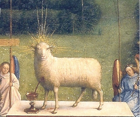 Jono & Jason – Passover Lamb or Passover Man?