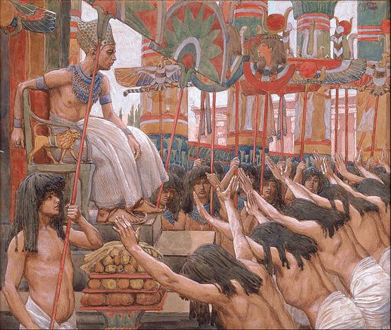 The Savior of Egypt – Tovia Singer