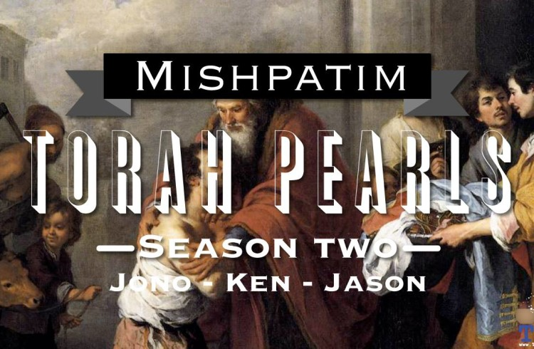Torah Pearls – Season 2- Mishpatim