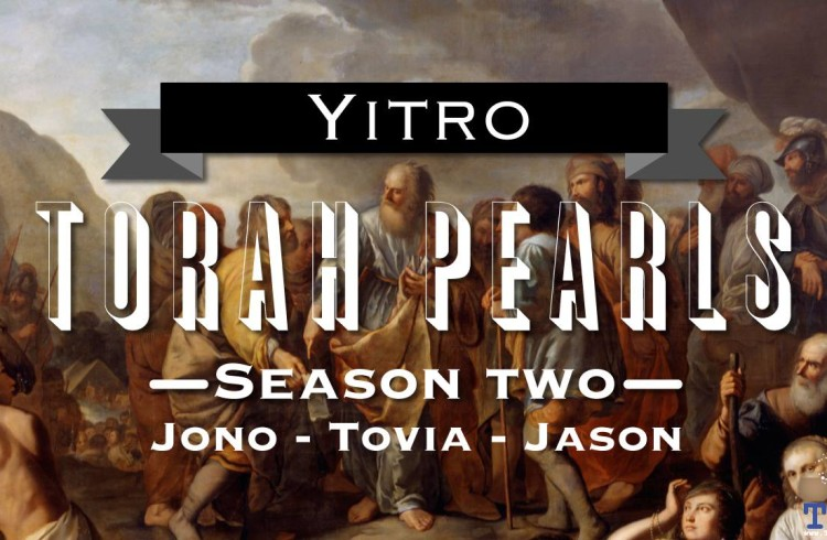 Torah Pearls – Season 2 – Yitro