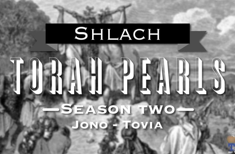 Torah Pearls – Season 2 – Shlach