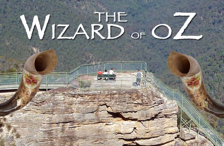 The Wizard of Oz – Jono & Jason