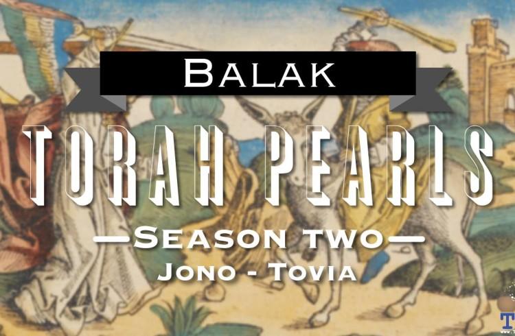 Torah Pearls – Season 2 – Balak