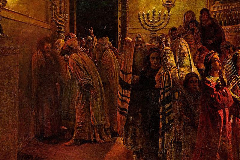 The_Judgment_of_the_Sanhedrin-_He_is_Guilty!