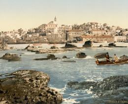 800px-Flickr_-_…trialsanderrors_-_Jaffa_from_the_sea,_Holy_Land,_ca._1895