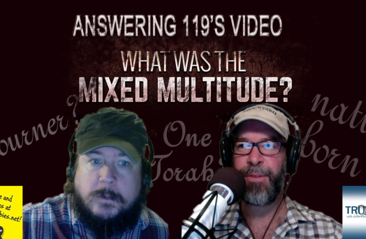 What was the Mixed Multitude? – Answering 119 Ministries