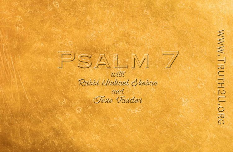 Exploring Psalms – Chapter 7