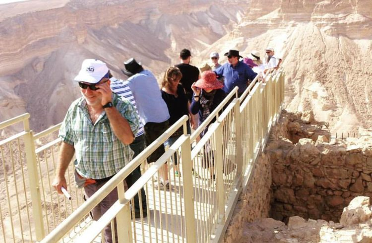 Join Rabbi Tovia Singer, Ross Nichols, & Jono Vandor On The Tanakh Tour Of Israel This November!
