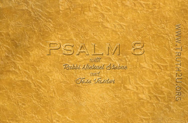 Exploring Psalms – Chapter 8