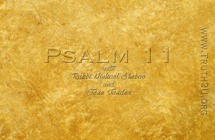 Exploring Psalms – Chapter 11