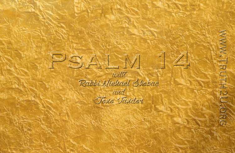 Exploring Psalms – Chapter 14 – Rabbi Michael Skobac