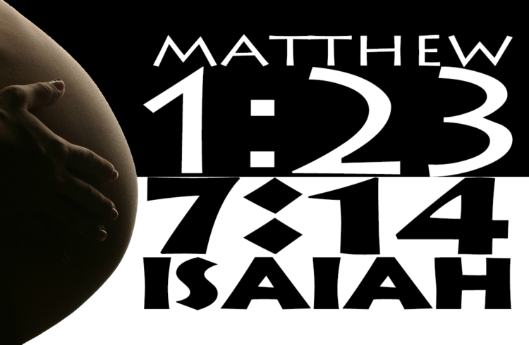 Gospel Truth: Matthew 1:23 / Isaiah 7:14