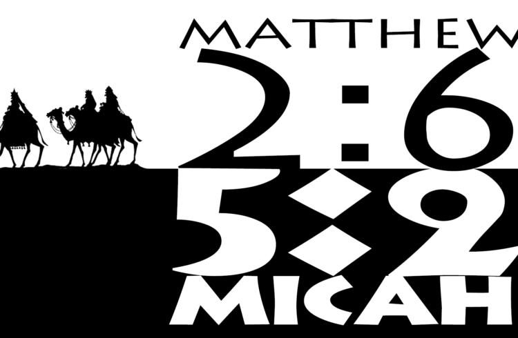 The Gospel Truth: Matthew 2:6 Vs Micah 5:2