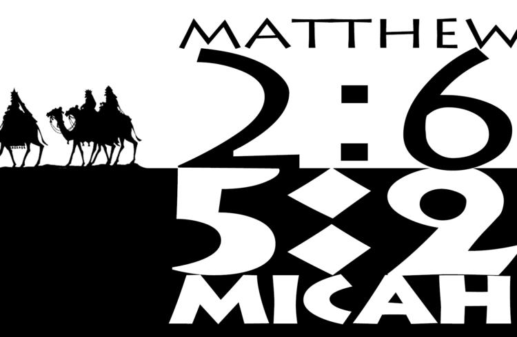 The Gospel Truth: Matthew 2:6 Vs Micah 5:2