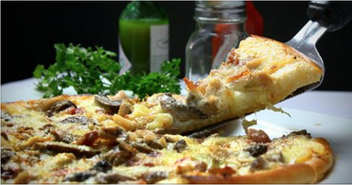 Israel On My Mind – Pizza With All the Toppings