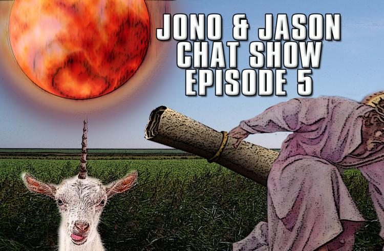 Message In A Bottom – Jono & Jason